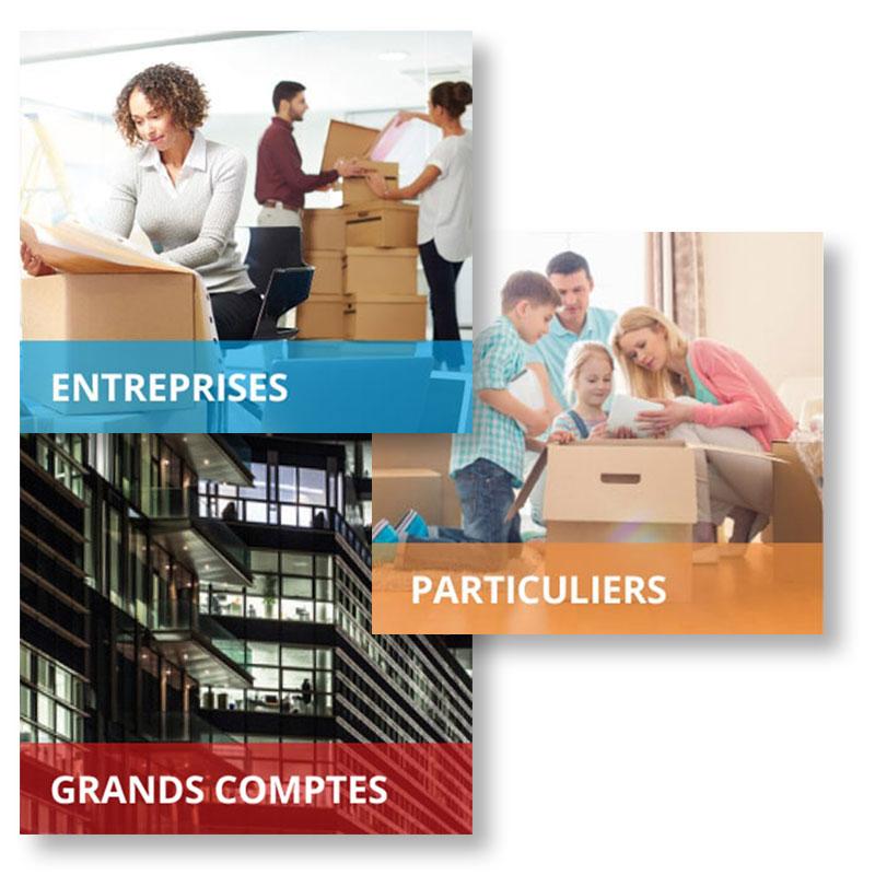 Services déménagements pour les entreprises à Neuchâtel